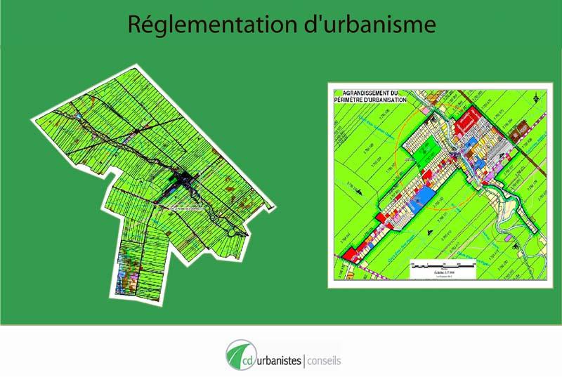 CD Urbanistes-conseils · Réglementation urbanisme